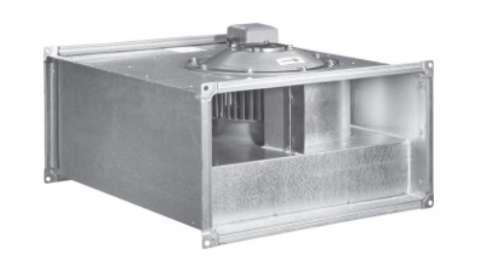 Вентилятор канальный прямоугольный ВКП 70-40-4D (380В)