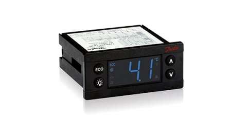 Контроллер температуры Danfoss ERC 112D (080G3207)