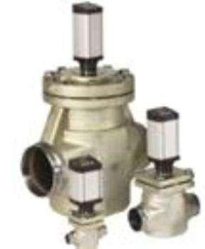 Клапан моторный Danfoss ICM 65-B 027H6009