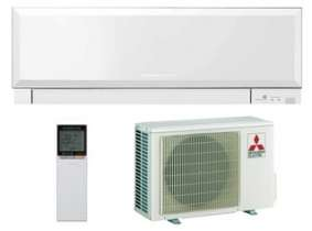 Сплит-система Mitsubishi Electric MSZ-EF25VE/MUZ-EF25VE (White)