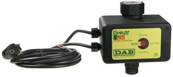 Блок управления DAB SMART PRESS Controller 1.5 with cable (tarat. 2.2 bar)