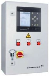 Шкаф управления GRUNDFOS RE-Control MPC-F 2x55 SD-I+Pack